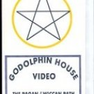 Godolphin House Video - The Pagan Path / Wiccan Path, VHS Movie, 1995