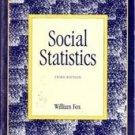 Social Statistics by William Fox