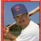 1990 Donruss 579, Mike Stanley Baseball Card, 1990