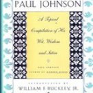 The Quotable Paul Johnson by Paul Johnson