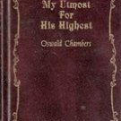 My Utmost for His Highest by Oswald Chambers, 1991