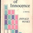 A Question of Innocence by Donald Winks,  1960