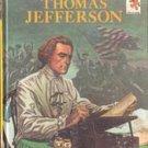 Meet  Thomas Jefferson by Marvin Barrett., 1967