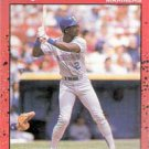 1990 Donruss Baseball Card 212, Darnell Coles, Seattle Mariners