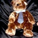 "Beanie Buddie ""Hero"" Stuffed Teddy Bear"