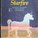 A Horse called Starfire by Betty D Boegehold