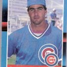1988 Donruss Baseball Card 639, Damon Berryhill, Chicago Cubs