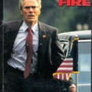 In The Line of Fire (VHS Movie) Clint Eastwood