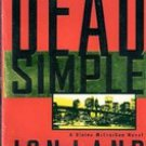 Dead Simple by Jon land (Paperback)