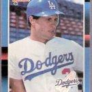 1988 Donruss Baseball Card 176, Steve Sax, Los Angles Dodgers