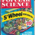 Popular Science Magazine, May 1961 (Vintage Blueprints)