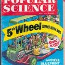 Popular Science Magazine, May 1961 (Vintage Blueprints)