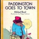 Paddington Goes to Town by Michael Bond, 1976