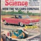 Popular Science Magazine, October 1964