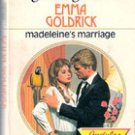 Madeleine's marriage by Emma Goldrick