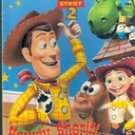 Toy Story 2:  Howdy Sheriff Woody by Judy Katschke