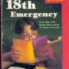The 18th Emergency by Betty Byars, 1981