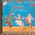 Stravinsky: Patrouchka,  Dutoit, Montral Symphony (CD)
