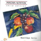 Personal Nutrition, Third edition by Marie A Boyle, Gail Zyla