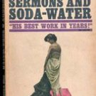Sermons and Soda-water by John O'Hara (Paperback 1962)