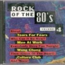 Rock of the 80s Vol 4 (Music CD)