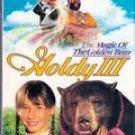 Goldy III The Saga of the Golden Bear (VHS Movie) 1994