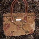 Light Brown Tapestry Purse by Isabellas Journey