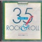 Entertainment Presents 35 years of Rock & Roll (Music CD)