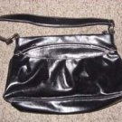 Black Leather Purse by Worthington