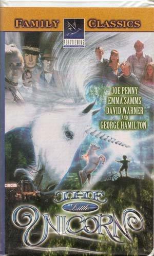 The Little Unicorn (VHS Movie Joe Penny)