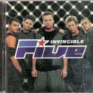 Invincible Five (Music CD)