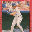 1990 Donruss Card 444 Pat Tabler, Royals