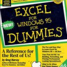 Excel for Windows 95 for Dummies