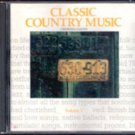 Classic Country Music (A Smithsonian Collection) Volume 1 &  IV (Music CD)