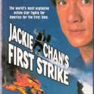 Jackie Chan's First Strike (VHS Action Movie)