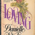 Loving by Danielle Steel (HB / DJ) 1980