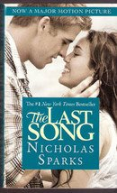 The Last Song by Nicholas Sparks (Paperback)