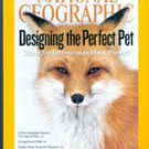National Geographic, March  2011 (Designing the Perfect Pet)