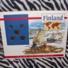 Coins of the World - Findland (5 Coins)
