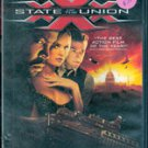 XXX State of the Union, Special Edition Widescreen DVD Movie