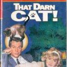 Walt Disneys That Darn Cat, (The Hayley Mills Collection) VHS Movie