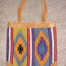 Southwestern Design Wool  Purse by Rey Wear ( Made In Ecuador)