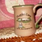 Cherokee Pottery Advertising Mug Ruggles Camp