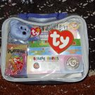 Ty Beanie Baby Limited Edition Platinum membership Kit 1999