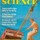 Popular Science Magazine, June 1962