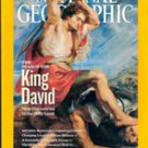 National Geographic, December  2010 (The Search for King David)