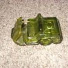 Avon Green Golf Cart Decanter , circa 1972