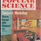 Popular Science Magazine, September 1961