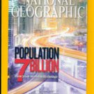 National Geographic, January 2011 (Population 9 Billion)