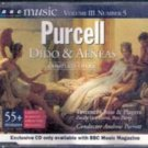 Purcell Dido & Aereas, Complete Opera (BBC Music Vol 3 No. 5)